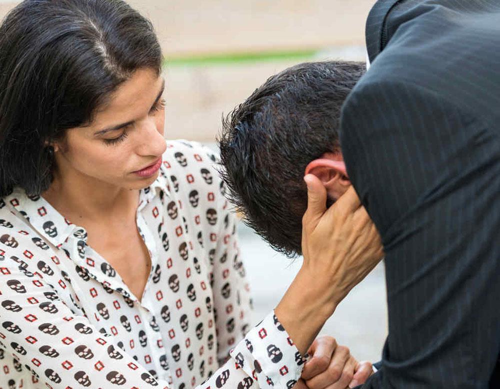 Pérdida y duelo, pérdida alguien querido, dolorosa experiencia.
