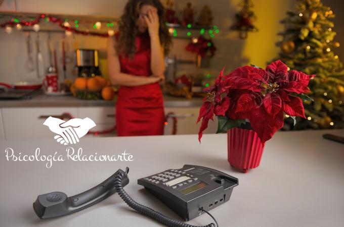 Manejar el estrés de las fiestas navideñas de manera saludable
